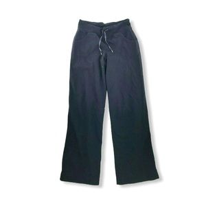 Lululemon Women Pants Size 6 X 32 Drawstring 4-7